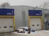 Комплексное оформление сервисного центра КАМАЗ