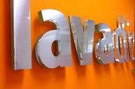 Составные буквы для оформления офиса