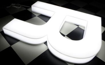 Светодиодные буквы