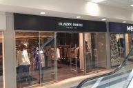 Оформление магазина в ТЦ Глобал Сити
