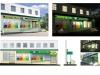 Дизайн фасада маазина