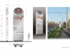 Дизайн проект отдельно стоящей рекламной стеллы